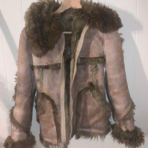 Jackets & Blazers - Piapa Ltd genuine sheepskin jacket